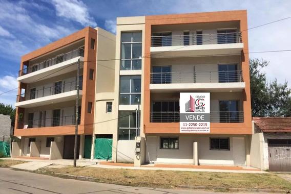 Departamento Tipo Duplex En Moreno Centro De 3 Ambientes.
