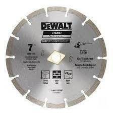 Disco Diamantado Dewalt Dw47702hp Segmentado 7 180 Mm Dewalt