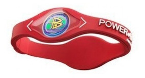 Pulsera Power Balance Fuerza Energia Flexibilidad