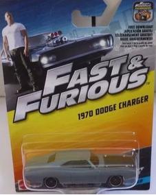 2016 Hot Wheels Velozes E Furiosos 09/32 1970 Dodge Charger