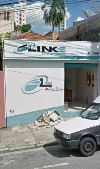 Terreno À Venda, 324 M² Por R$ 1.200.000,00 - Vila Osasco - Osasco/sp - Te0286