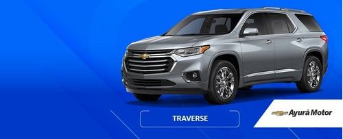Imagen 1 de 10 de Chevrolet Traverse 2021 0km