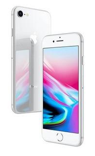 iPhone 8 Silver Prata 64gb Anatel Lacrado Nota Fiscal