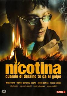 Nicotina ( Diego Luna / Lucas Crespi ) Dvd Original
