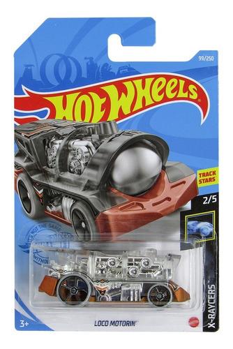 Carrinho Hot Wheel À Escolha - Edição X-raycers - Mattel