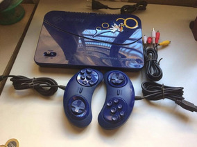 Master System Evolution C/132 Jogos Na Memoria 2 Controles