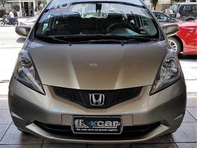 Honda Fit 1.5 Ex 16v Flex 4p Manual