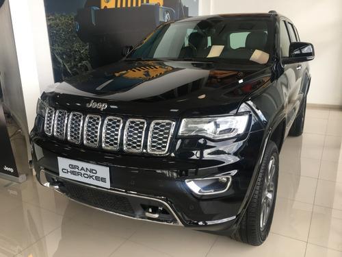 Jeep Grand Cherokee Overland 3.6l Negra 5 Puertas 2021 Full