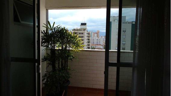 Apartamento Com 3 Dorms, Embaré, Santos - R$ 650 Mil, Cod: 11363 - V11363