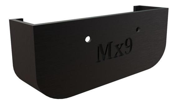 Suporte De Parede Para Conversor Smart Tv Box Mx9 4k Pro