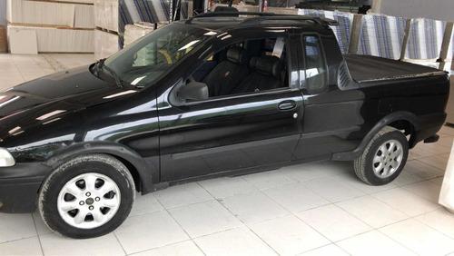 Imagem 1 de 6 de Fiat Strada 2000 1.6 16v Lx Ce 2p