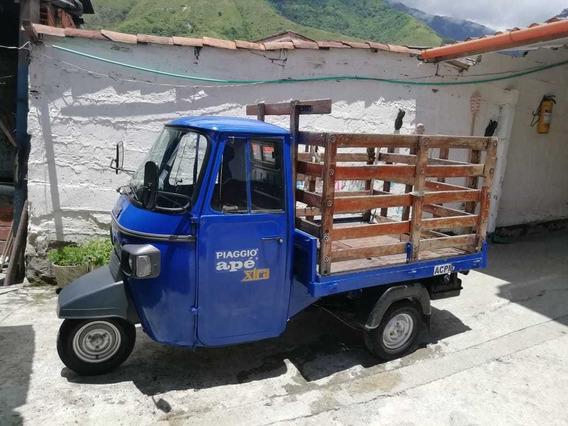 Moto Carro Piaggio