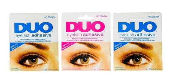 Duo X3 Eyelash Adhesive Pegamento Pestañas Postizas 9gr 634