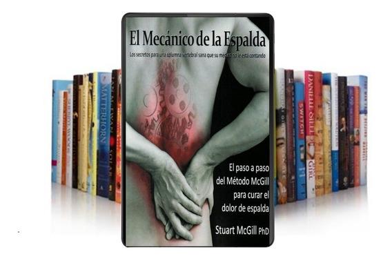 El Mecanico De La Espalda - Stuard Mcgill (pfd). Dgtl