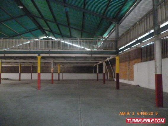 Galpon En Alquiler En Zona Ind Soco La Victoria 20-5886 Mv