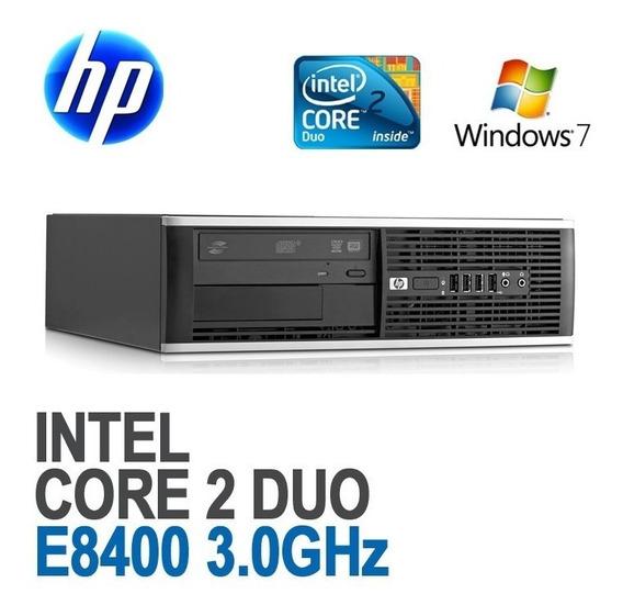 Cpu Hp Ddr3 Computadora Core 2 Duo 320gb Dd 4 Gb Ram $100$