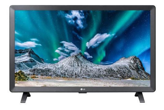 Monitor LG Smart Tv Led Hd 24 24tl520s
