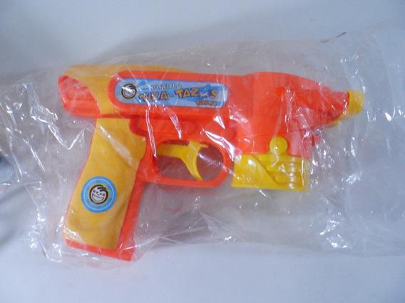 Pistola Lanza Tazos Pepsico Naranja Nueva Liniers Envios Mp