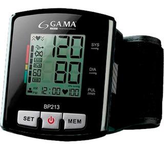 Tensiometro Digital De Muñeca Gama Bp213 Voz Arritmia 180m