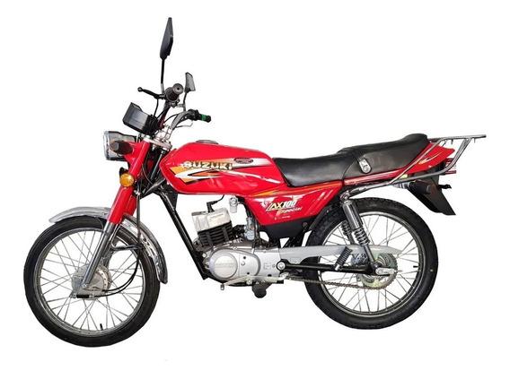 Suzuki Ax 100 Neomotos