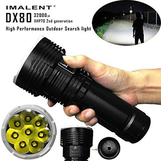 Lanterna Imalent Dx 80 32000 Pronta Entrega! 100%original