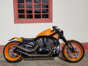 Harley Davidson Night Rod Special 2013 Laranja