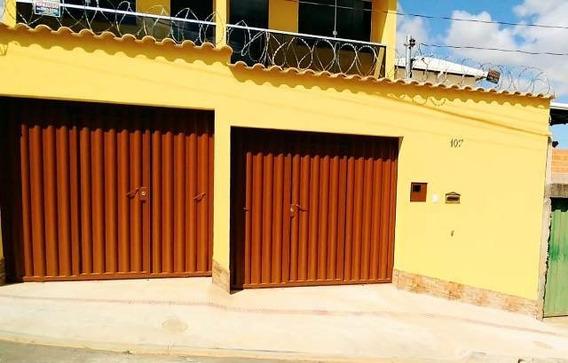Casa Geminada Com 3 Quartos Para Comprar No Cândida Ferreira Em Contagem/mg - 48594