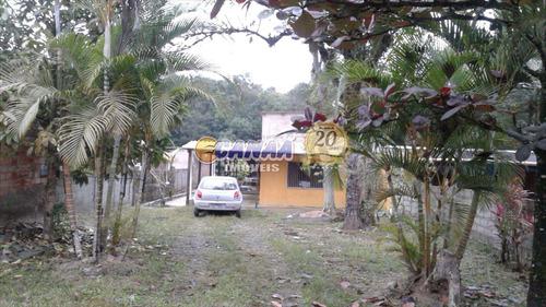 Chácara Com 2 Dorms, Zona Rural, Mongaguá - R$ 160 Mil, Cod: 6971 - V6971