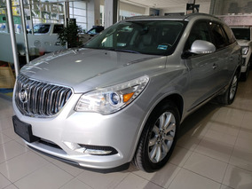 Buick Enclave 3.6 Paq D At 2015 Plata