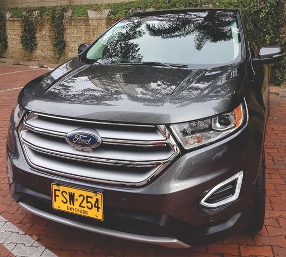 Ford Edge Titanium 2018 - At