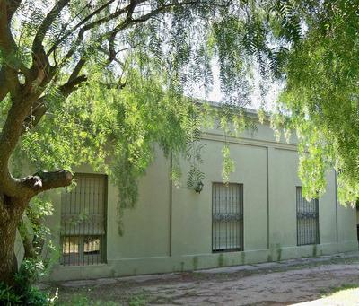Casa Quinta - Amplia Casona Antigua De Estilo Colonial