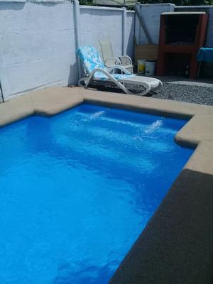 Casa Con Piscina Para 8 Personas Punta De Tralca