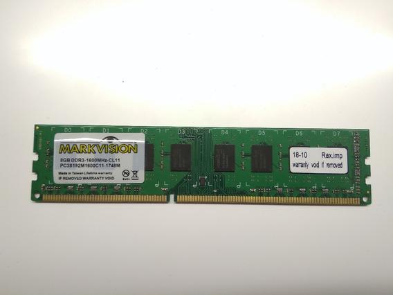 Memoria Markvision 8 Gb 1600 Mhz Pc