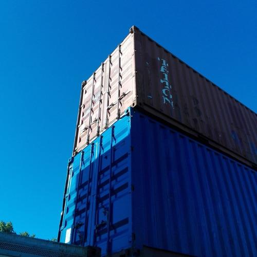 Contenedores Marítimos Containers 20'dv Capital Federal1