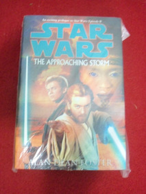 Livro Importado The Approaching Storm (star Wars)