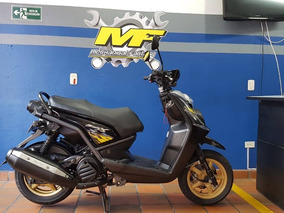 Yamaha Bws X Modelo 2015 En Perfecto Estado