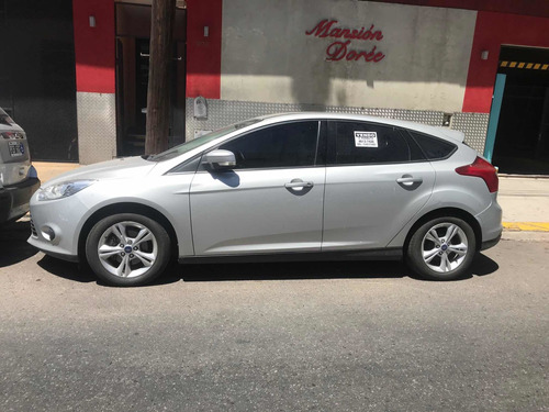 Ford Focus Iii  5ptas   1.6 S 2015