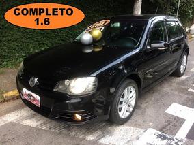 Volkswagen Golf 1.6 Sportline Flex 2009 Preto