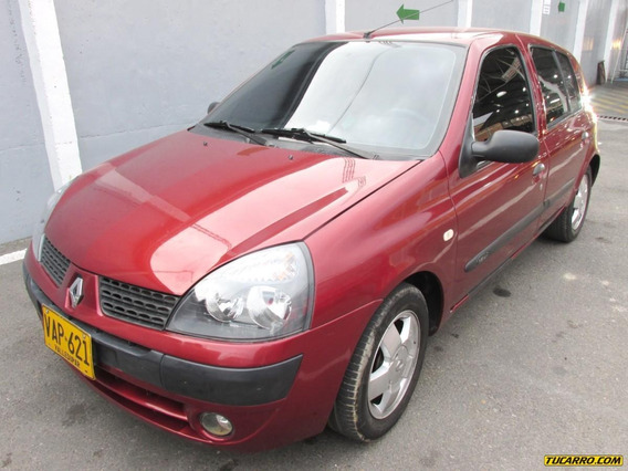 Renault Clio 1.6 At Aa 16v