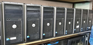 Dell Optiplex 620 Solo Partes