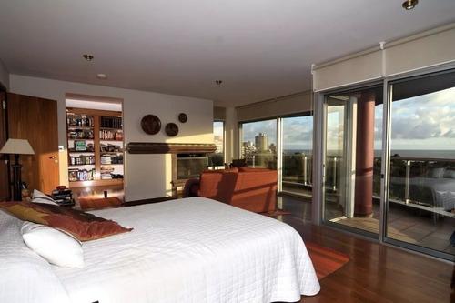 Apartamento De Lujo A La Venta En Punta Carretas!