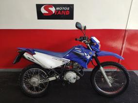 Yamaha Xtz 125 E 2012 Azul
