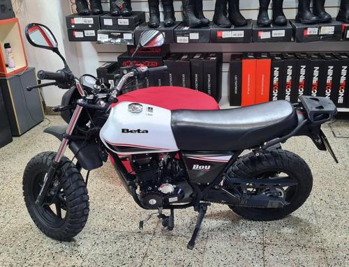 Jm Moto Beta Boy 100cm Mod. 2019 Poco Uso 1600 Km Unica Mano
