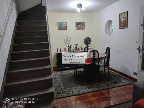 Sobrado À Venda, 110 M² Por R$ 480.000,00 - Limão (zona Norte) - São Paulo/sp - So1450