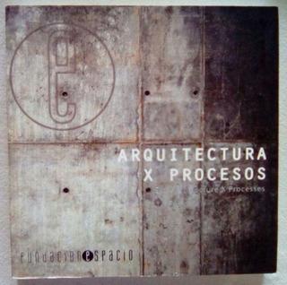 Libro De Arquitectura Fundación Espacio