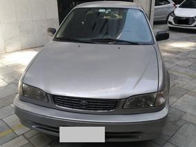 Toyota Corolla 1.8 Xli 16v Gasolina 4p Manual 2001
