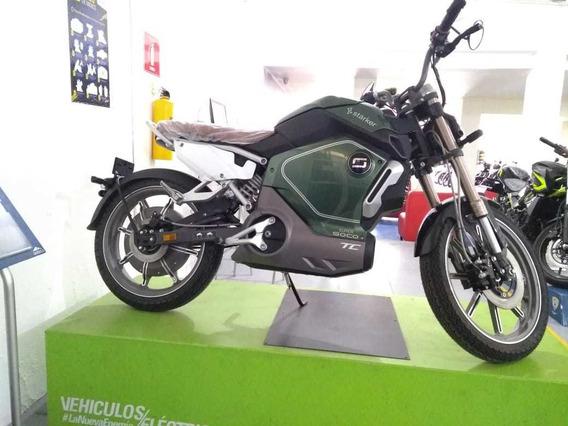 Auteco Starker Super Soco Ts 1200r 2018 Nueva