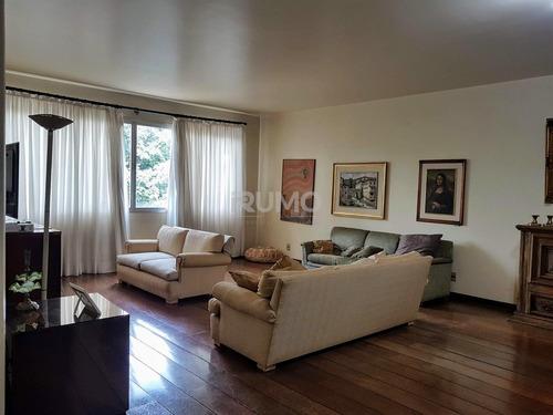 Apartamento À Venda Em Cambuí - Ap010834