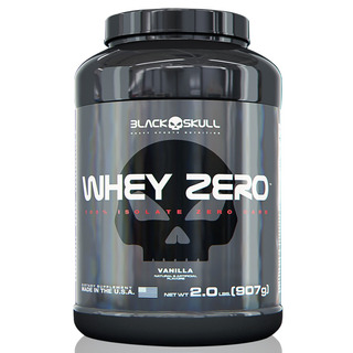 Whey Zero (907 Gr) - Black Skull