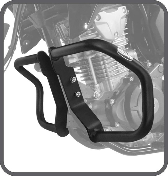 Protetor De Motor Honda Xre 190 Mata Cachorro Proteção Scam